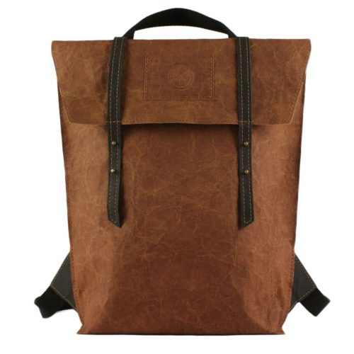 shopper-backpack stacy rust